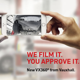 VAUXHALL'S VX360° OFFERS CUSTOMERS COMPLETE TRANSPARENCY