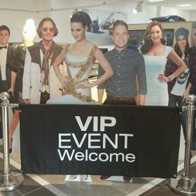 VIP Weekend Event, September 2014