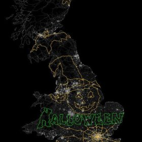 30th October 2014 - VAUXHALL PUTS HALLOWEEN ON THE MAP