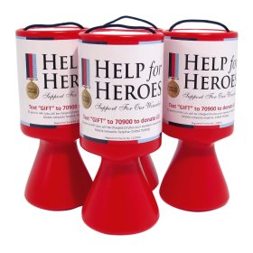 Brindley Vauxhall In Support Of Help For Heroes