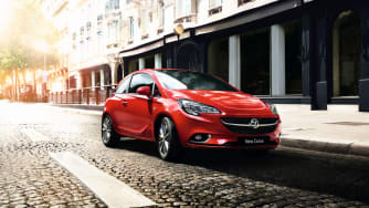 New Vauxhall Car Deals