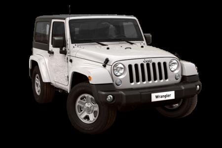 Jeep Wrangler Sahara 2dr