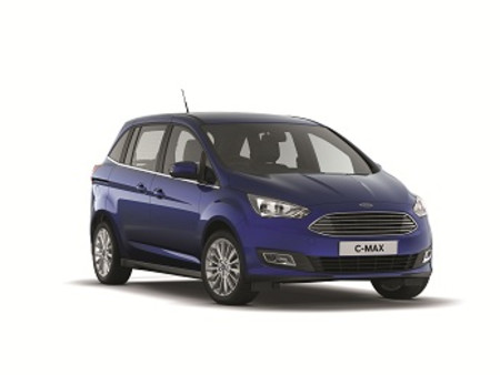 Ford C-Max Titanium In Metallic Paint 0%APR £299 Deposit £299 Per Month at Lookers Ford