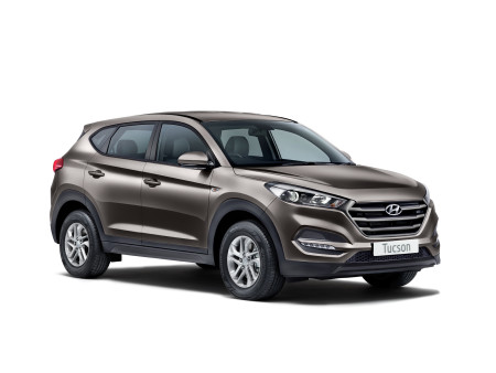 The All-New TUCSON 1.7 CRDi 'S'